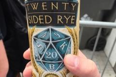 Gencon - 20 Sided Rye